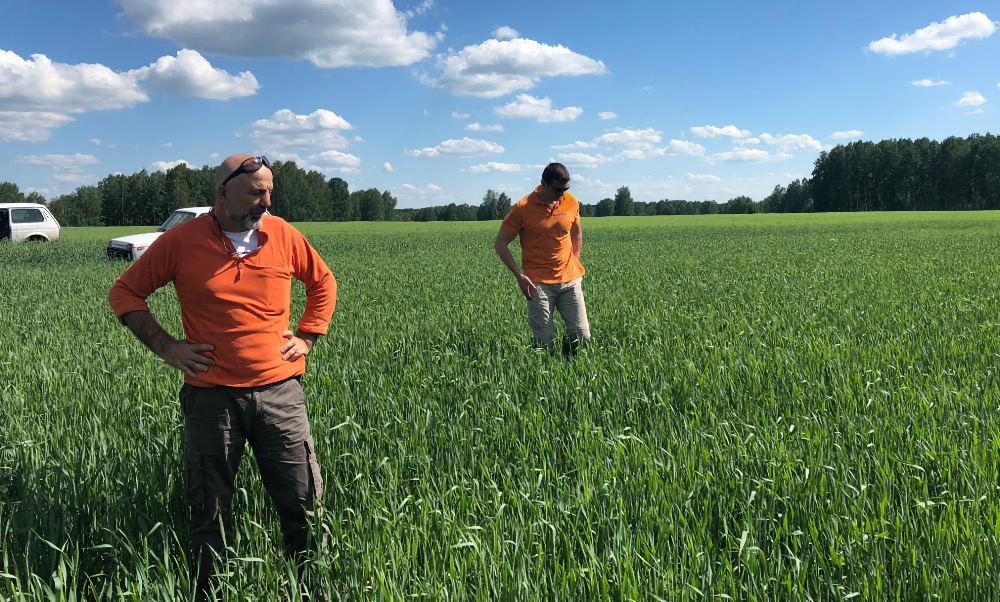Agronomy and management support